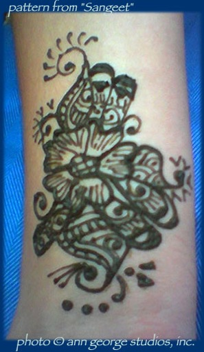 Henna Tattoos for Arms • A Slideshow Preview. sangeet henna pattern