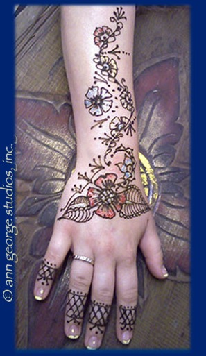 Henna Designs For Inner Arm: Henna Designs For The Arms
